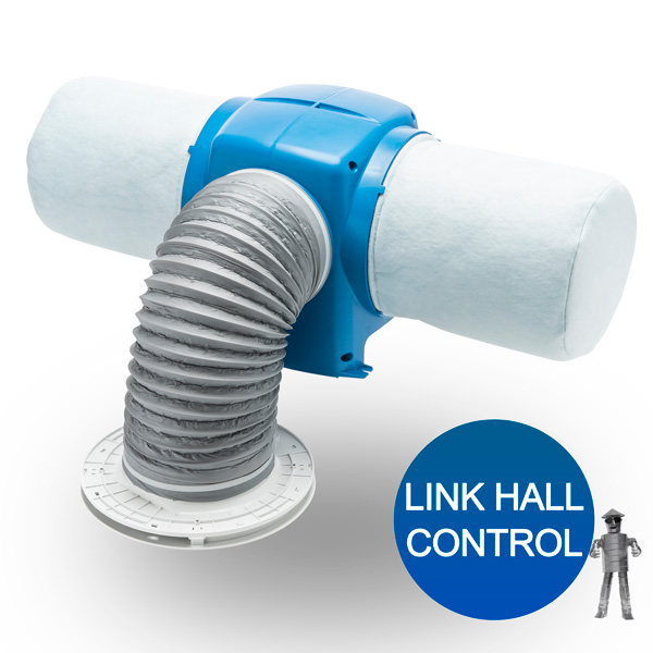 Nuaire Drimaster Eco Link Hall Control Positive Input Ventilation Unit