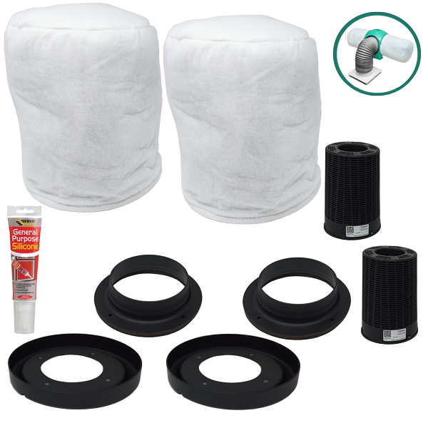 Nuaire Green Drimaster NOX Filter Upgrade Kit for Existing Green Drimaster Units