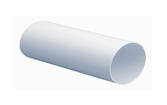 Outer Sleeve For 100mm Round Pipe 1M