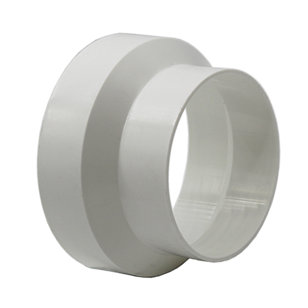 100mm To 80mm Ducting Reducer / Adapter