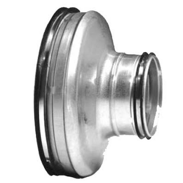 REDUCER SHORT, MALE/MALE CONCENTRIC - 125-100MM