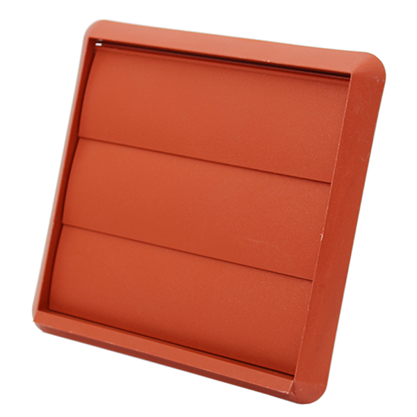 Gravity Grill 110mm X 54mm Rectangular Spigot - Terracotta
