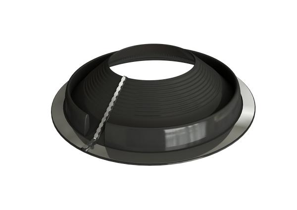 Dektite Retrofit 20-70mm Black Epdm Pipe Flashing RF801B