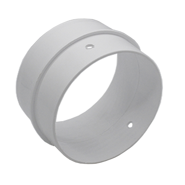 Kair Round Connector 100mm - 4 inch