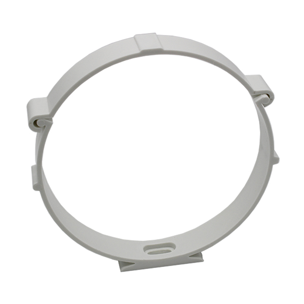 Kair Round Ducting Pipe Retaining Clip 125mm - 5 inch Support Bracket
