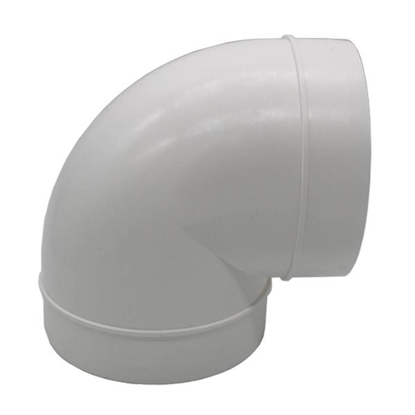 Kair 90 Degree Elbow Bend 125mm - 5 inch Round