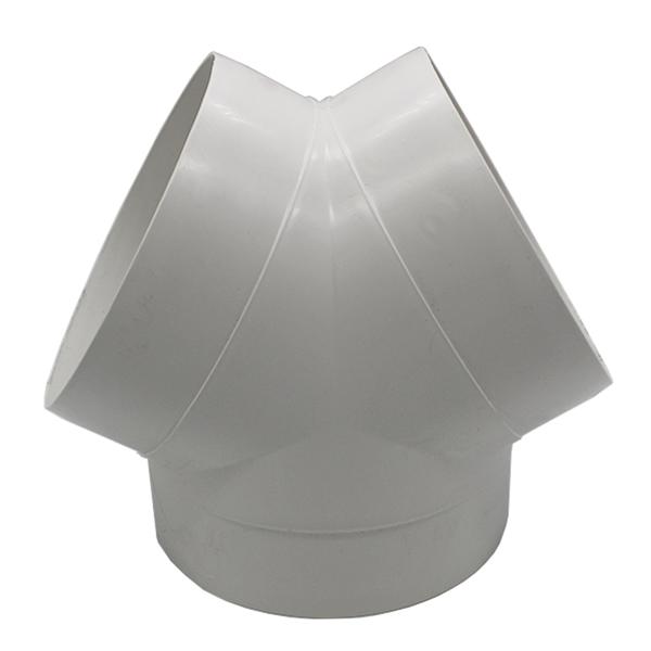 Kair Equal Y Piece 150mm 6 inch Ducting Splitter...