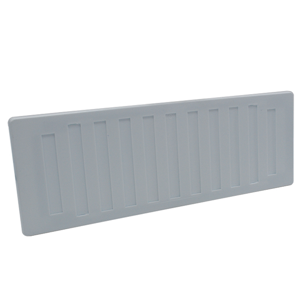 Rytons 9X3 Hit & Miss Ventilation Grille - White Plastic