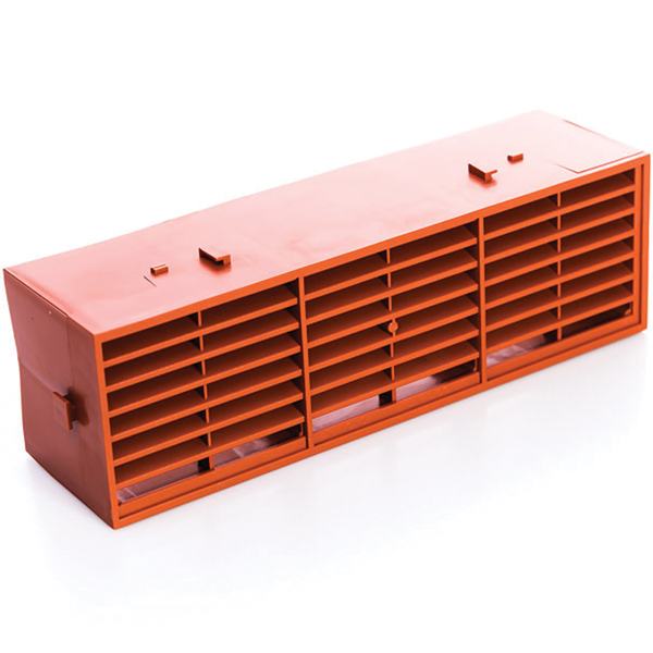 Rytons 9X3 Multifix Air Brick - Terracotta...