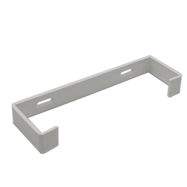 Kair Rectangular Ducting Retaining Clip 204mm x 60mm Support Bracket