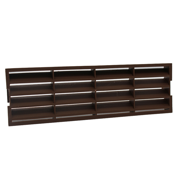 System 225 Airbrick Grille - Brown