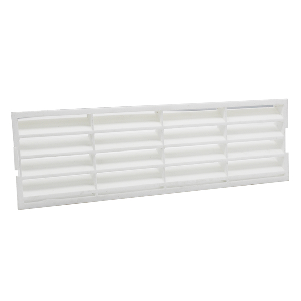 Kair System 225 Airbrick Grille - White