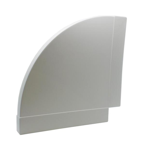 Kair 90 Degree Horizontal Elbow Bend 308mm x 29mm - 12 x 1 inch...
