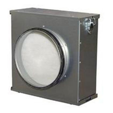 In-Line Filter Box -Eu Grade - 200mm