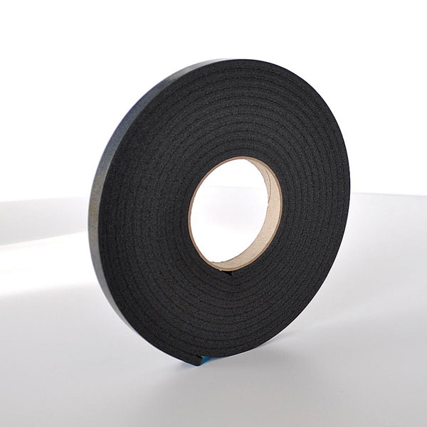 12x3mm 25M Tectape - Self Adhesive  Gasket Tape