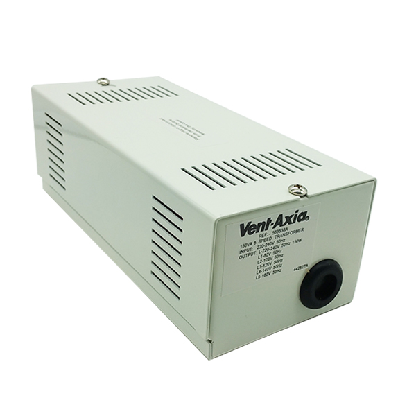 Ventaxia 150VA 5 Speed Transformer (563538)
