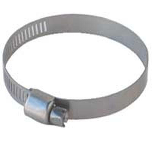 METAL HOSE CLIP - 125MM