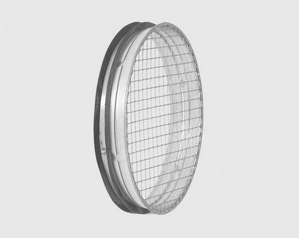 300MM SAFE GALVANISED TAKE-OFF WITH MESH