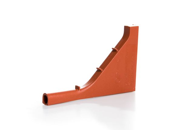 Rytons Cavity Wall Weep Vents - (Box of 200) - Terracotta