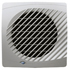 Greenwood Elite 100mm Pull Cord Fan  - Automatic Shutters