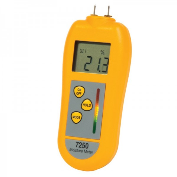 Moisture and Damp Meter for timber & building materials Eti 7250