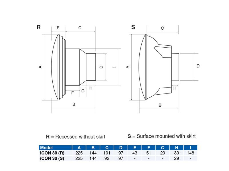 Airflow ICON30 (72591601) - Bathroom