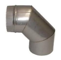 254 Dia Sw Elbow 90 Deg Stainless Steel SWE90254