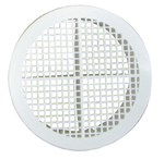 76mm Soffit Ventilator - White BM406/W