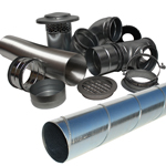 Metal Ducting - By Size