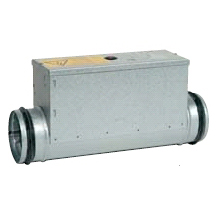 100MM 600 WATT INLINE ELECTRIC DUCT HEATER BATTERY
