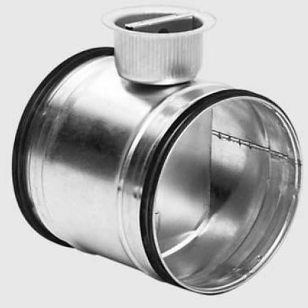 Safe Regulating Dampers