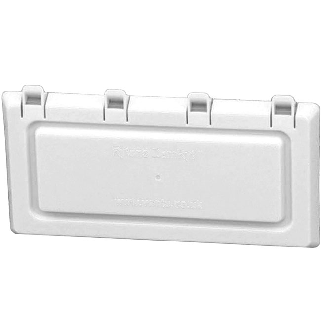 White Air Brick Protector 9X3 Damryt by Rytons...