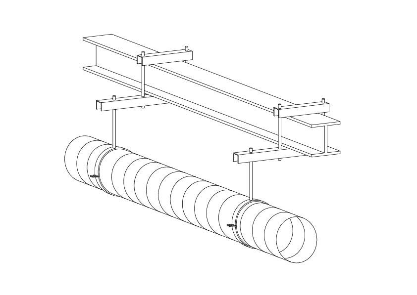 Suspension Rings - 100mm