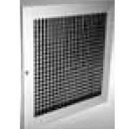 Egg Crate Grilles - Satin