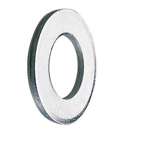 PLAIN WASHER - M8 - PACK OF 100