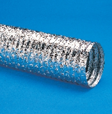 Aluminium Flexible Ducting - 10M  - 450mm