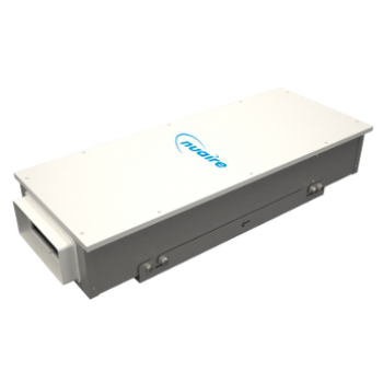 Nuaire IAQBOX-S In-line Carbon Filter for MRXBOX MVHR Range
