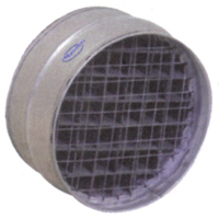 2 Hour Intumescent Circular Duct Grille