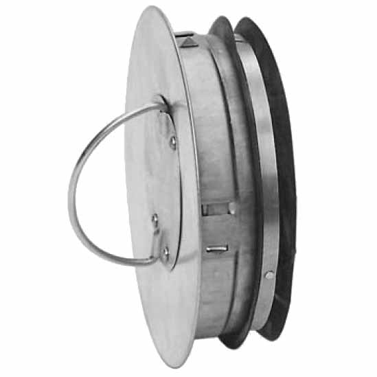 Safe Round Access Door - Handle