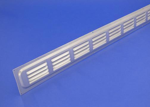 Rytons 26X2 Aluminium Door Ventilation Grille