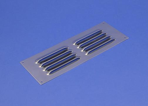 Rytons 9X3 Aluminium Louvre Ventilation Grille