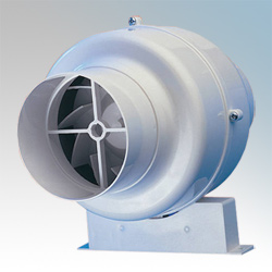 MANROSE CFD200 INLINE CENTRIFUGAL DUCT FAN - 100MM