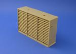 RYTONS 9X6 MULTIFIX AIR BRICK - BUFF-SAND