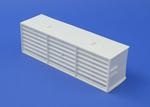 RYTONS 9X3 MULTIFIX AIR BRICK - WHITE