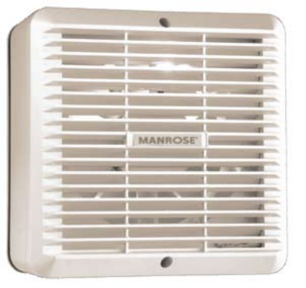 MANROSE COMG300A FAN - EXTRACTOR AUTO - 300MM