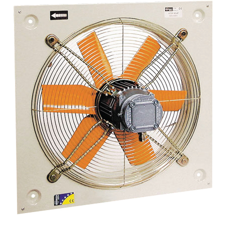 Industrial Plate Axial Fans