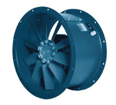 Cased Industrial Axial Fans