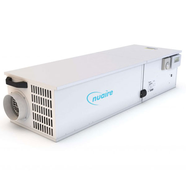 Noxmaster Heat Piv Unit by Nuaire Hall Controlled with Powerful Pm 2.5 Filtratio...