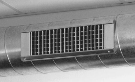 Spiral Duct Grilles