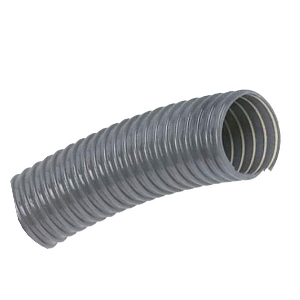10M Tecflex Vf Dust Extraction Hose Grey - 102mm